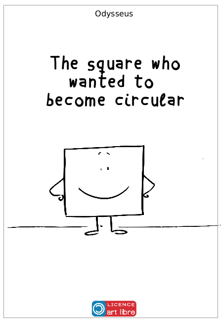 The square who wanted to become circular
