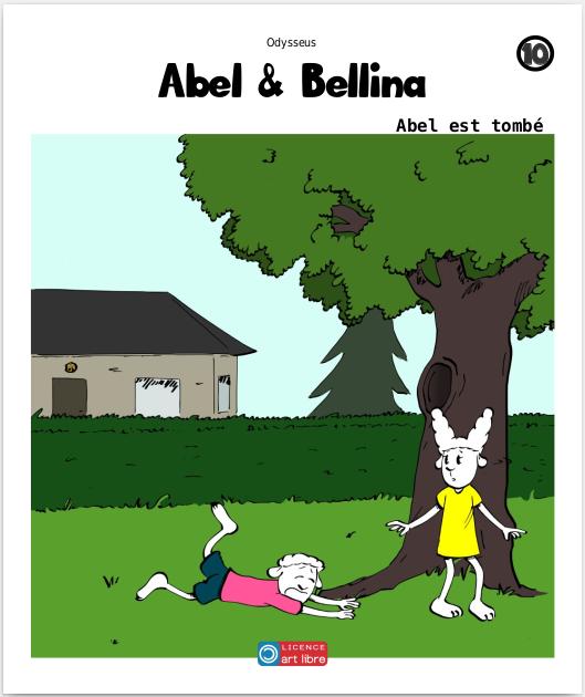 Abel & Bellina : Abel est tombé